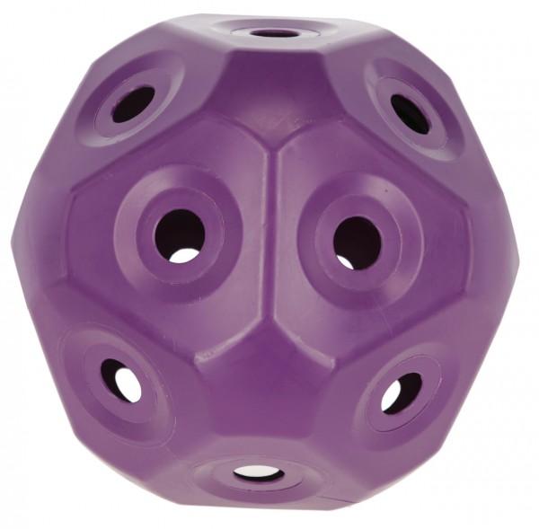 Kerbl Futterspielball HeuBoy lila 40mm Öffnung