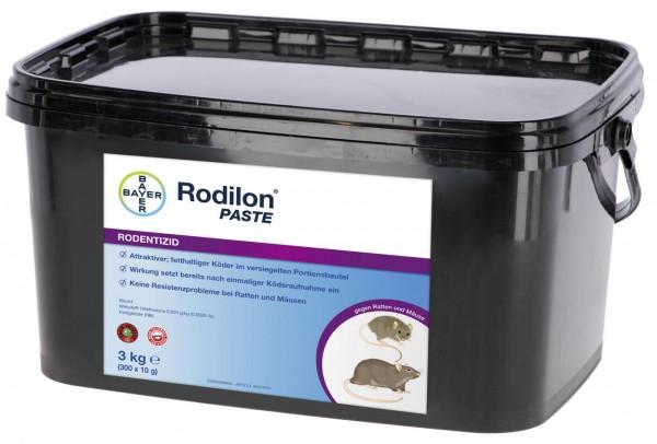 Bayer Rodilon® Forte - 3 kg (300 x 10 g)