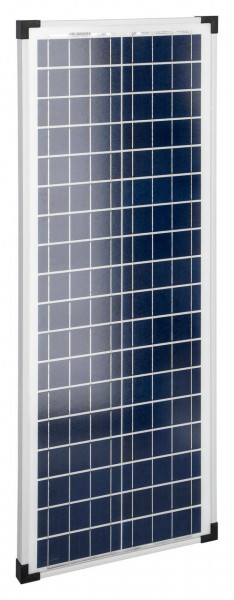 AKO Solarmodul 100 Watt - inkl. Laderegler