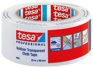 Tesa UV-Gewebe-Reparaturband Outdoor