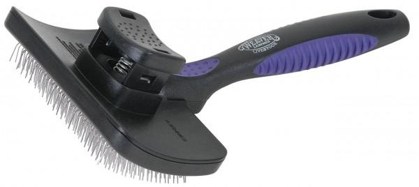 Weaver-Leather Self-Cleaning Slicker Brush