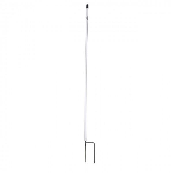 Horizont Kunststoffpfahl 105 cm, Doppelspitze