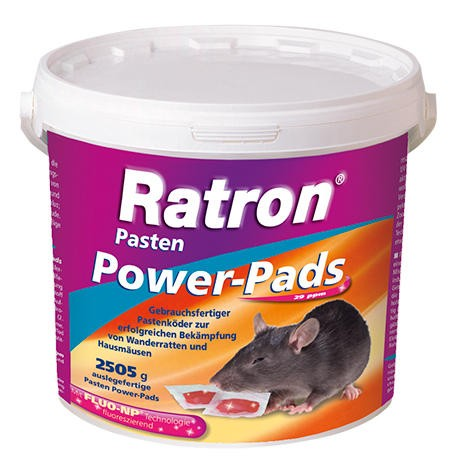 Frunol Delicia Ratron Power-Pads 2505 g (167 x 15 g)