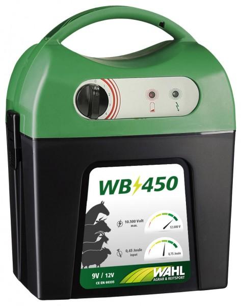 WAHL-Hausmarke WB 450 - 9 V-Batterie Weidezaungerät