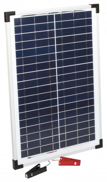AKO Solarpanel 25W passend f. Weidezaungerät