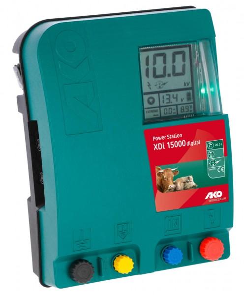 AKO Power Station XDi 15000 Weidezaungerät