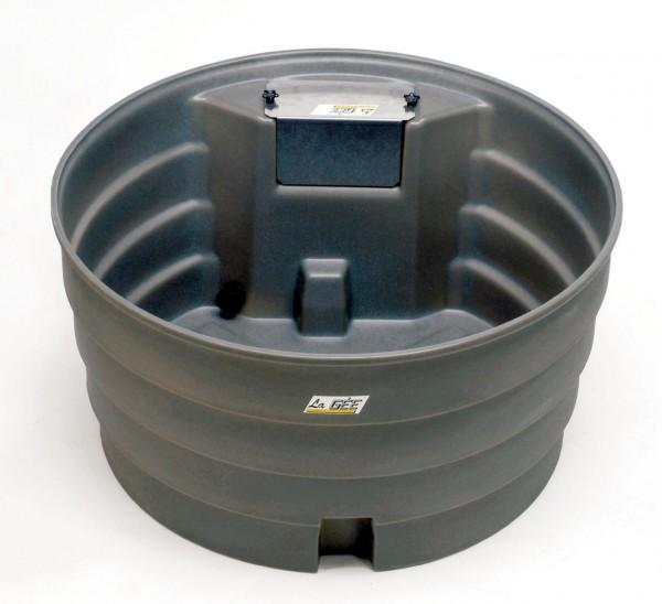 Weidetränke Superbac rund 1000 Liter