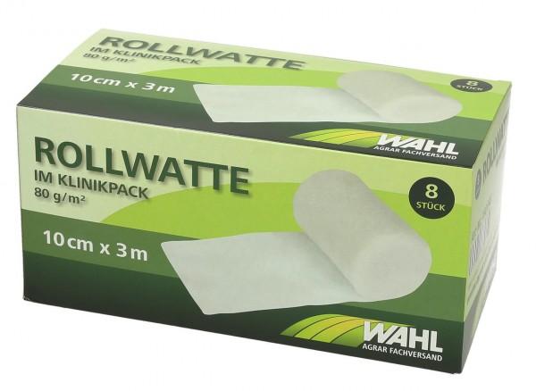 WAHL-Hausmarke Rollwatte aus synthetischem Material