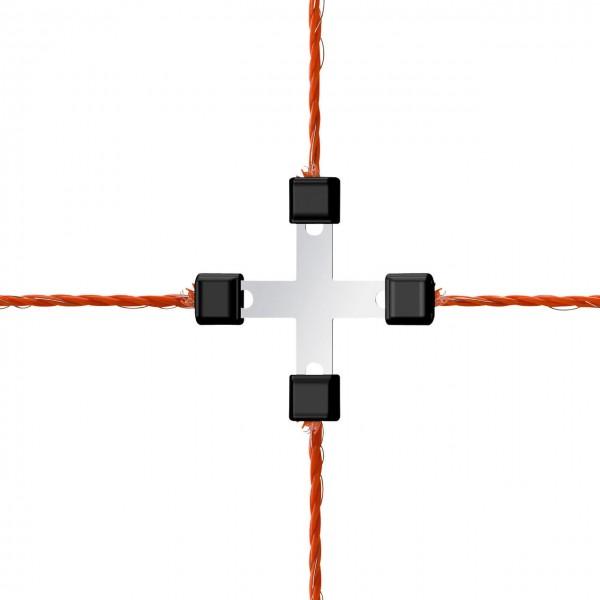 Litzclip Litzen-Kreuzverbinder 3 mm - ®