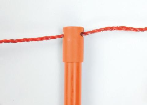 AKO Kunststoffpfahl 108 cm, Doppelspitze