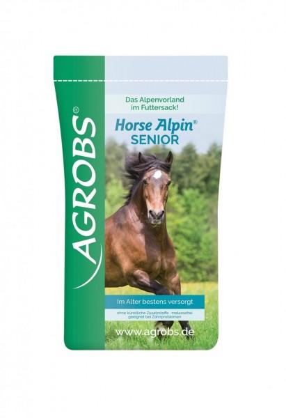 Agrobs Horse Alpin Senior Pferdefutter 15 kg