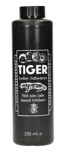 TIGER-LEDERSCHWÄRZE 250 ml