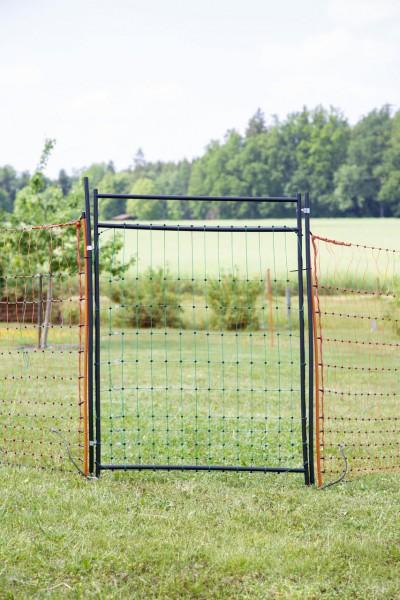 AKO Tür für Elektrozaunnetze 95-125 cm Netze