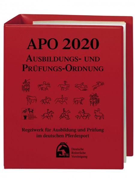 APO 2020 Ausbildungs- u. Prüfungsordnung
