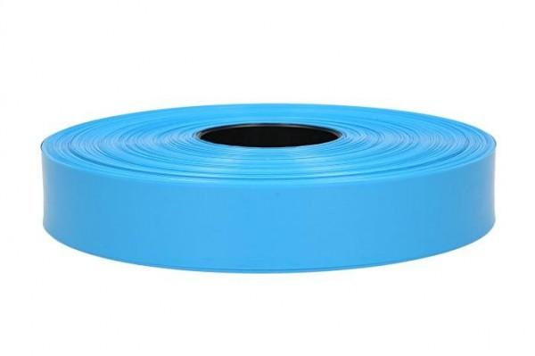 AKO Plastik-Flatterband 250 m Rolle, blau