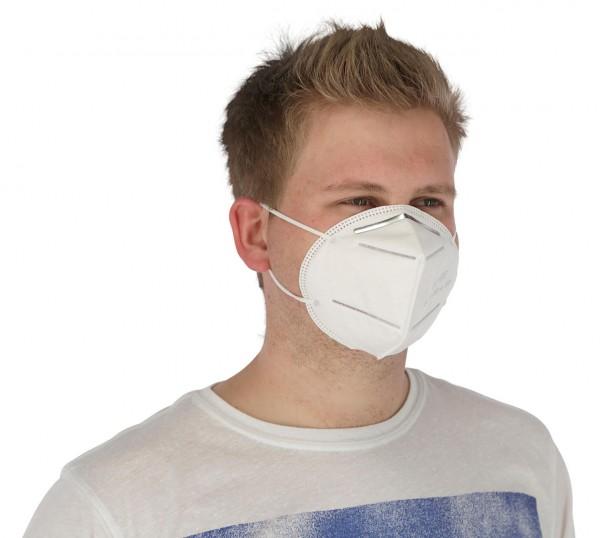 Atemschutzmaske FFP2, faltbar, 5er Pack