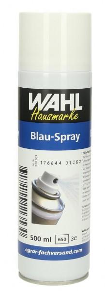 WAHL-Hausmarke Blau-Spray Desinfektionsmittel 500 ml