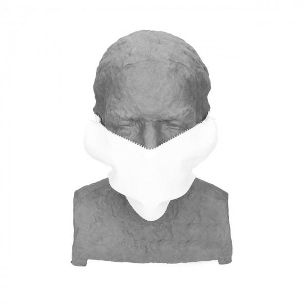 WAHL-Hausmarke Gesichtsmasken aus Textil (Meterware)