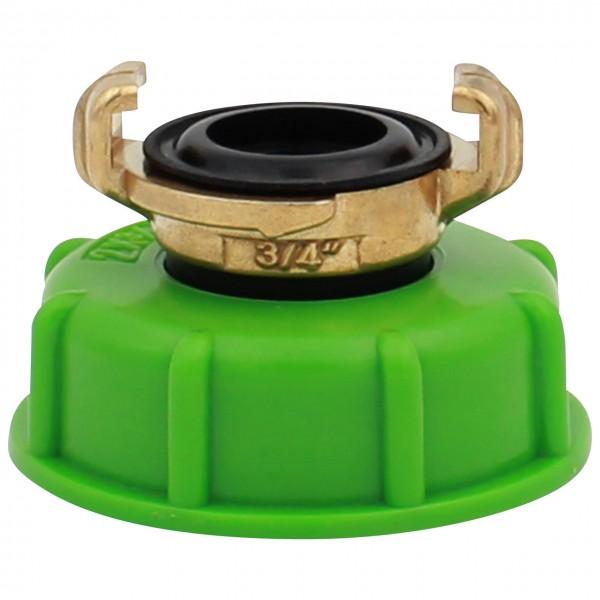 IBC Schnellkupplungs-Adapter 0,75'' AG