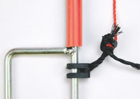 AKO Ersatzpfahl für 112cm Euro-Netz