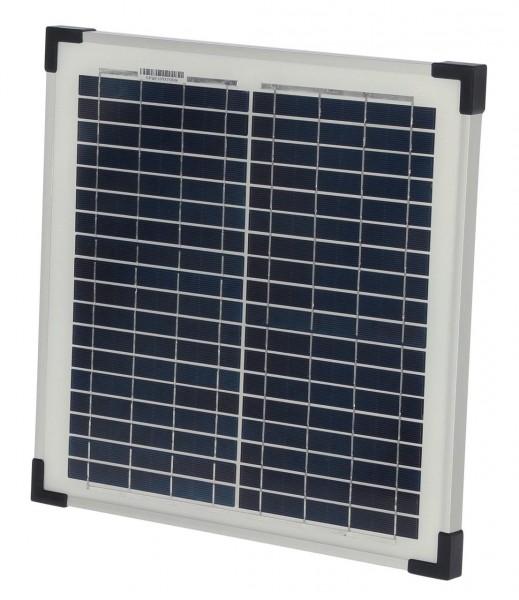 AKO Solarpanel 15W passend f. Weidezaungerät