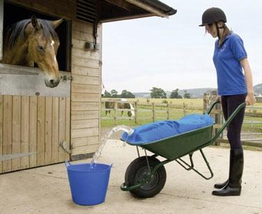 Wassersack für Schubkarre 80 Liter