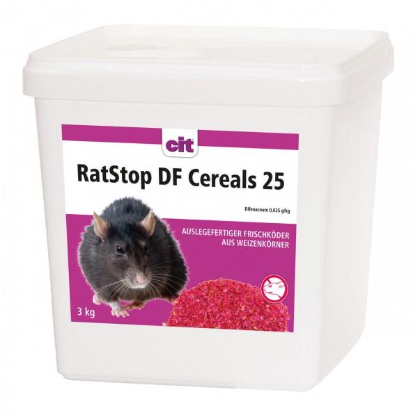 RatStop DF Cereal 25 - 3 kg