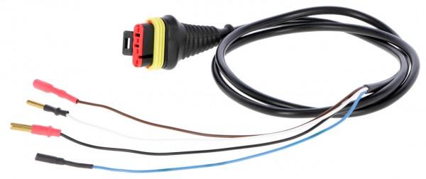 AKO 9 Volt Anschlusskabel passend für