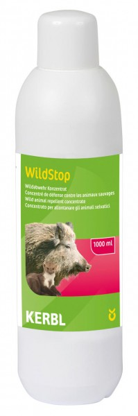 Kerbl WildStop Abwehrkonzentrat 1000 ml