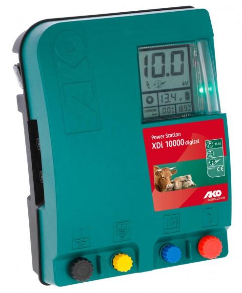 AKO Power Station XDi 10000 Weidezaungerät