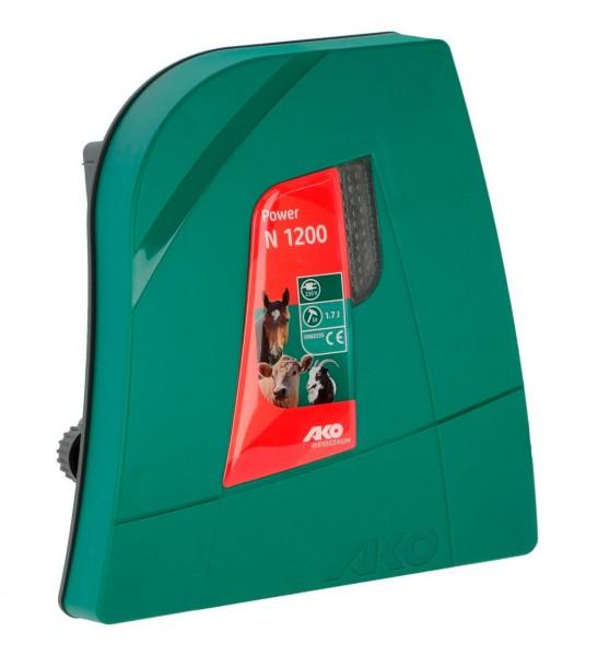AKO POWER N 1200 - 230V Weidezaungerät