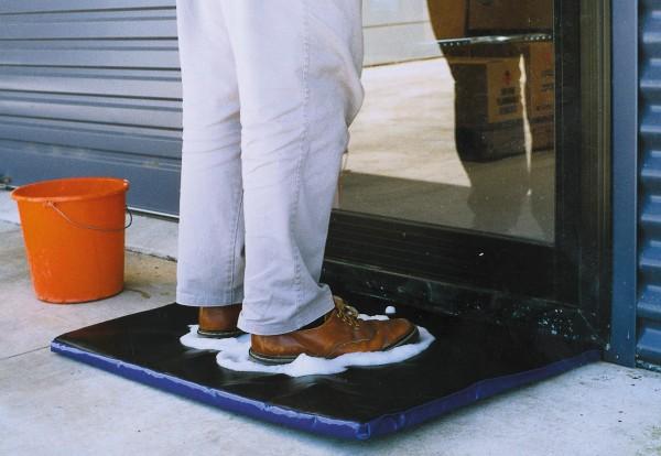 Fuß-Desinfektionsmatte 85 x 60cm